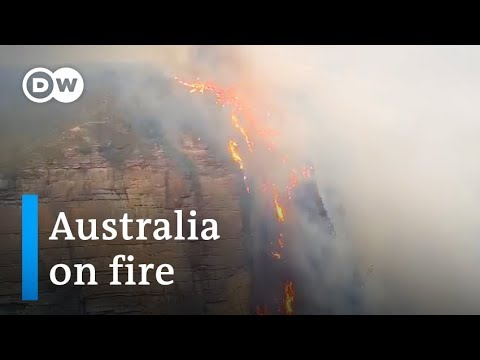 Probably on a scale modern humans have NEVER seen! - 12 M acres and 500 MILLION wildlife vanish Australias-fires-70-so-far-blaze
