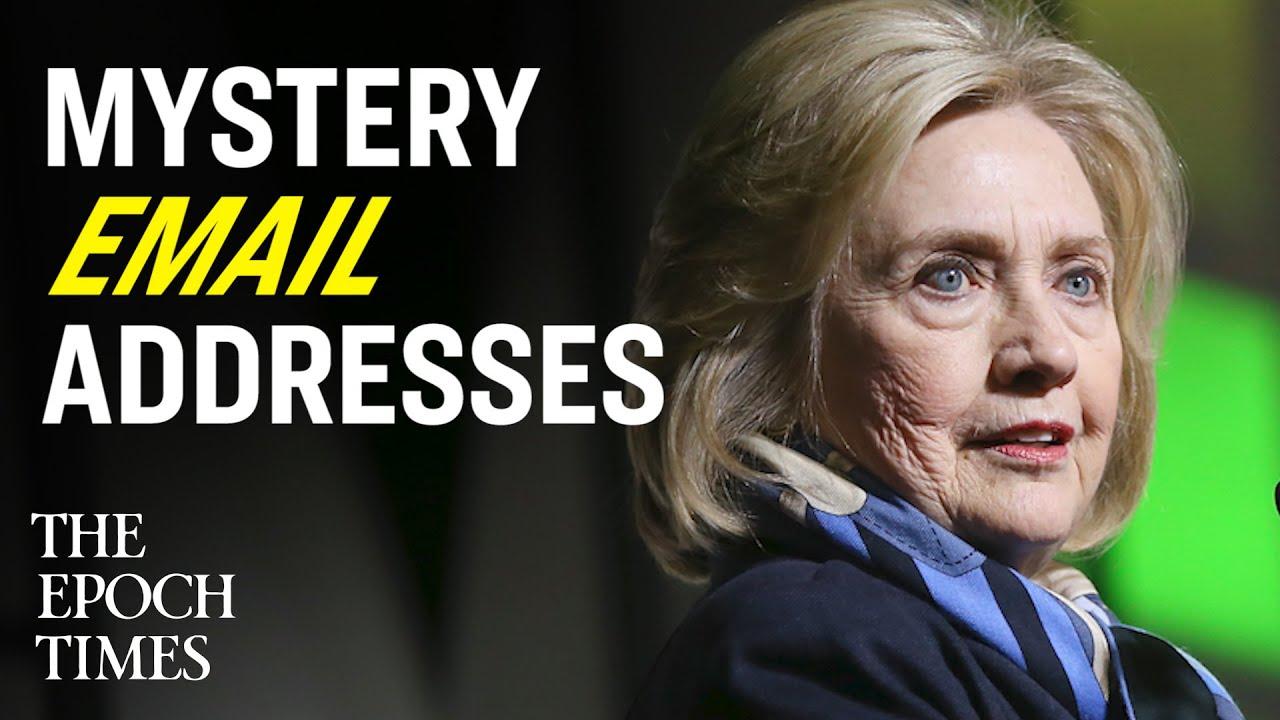 Google Subpoenaed Over Hillary Clinton's Emails - Whatfinger News - Videos