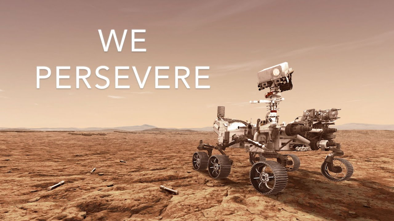 New NASA Trailer for their Rover. Out today. Let's get to ...